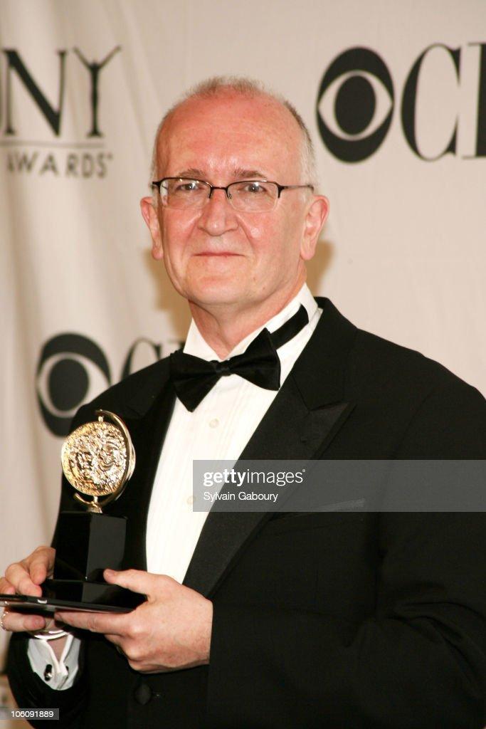 2006 Tony Awards - Press room