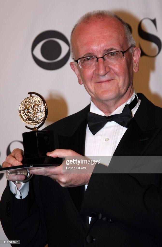 60th Annual Tony Awards - Press Room