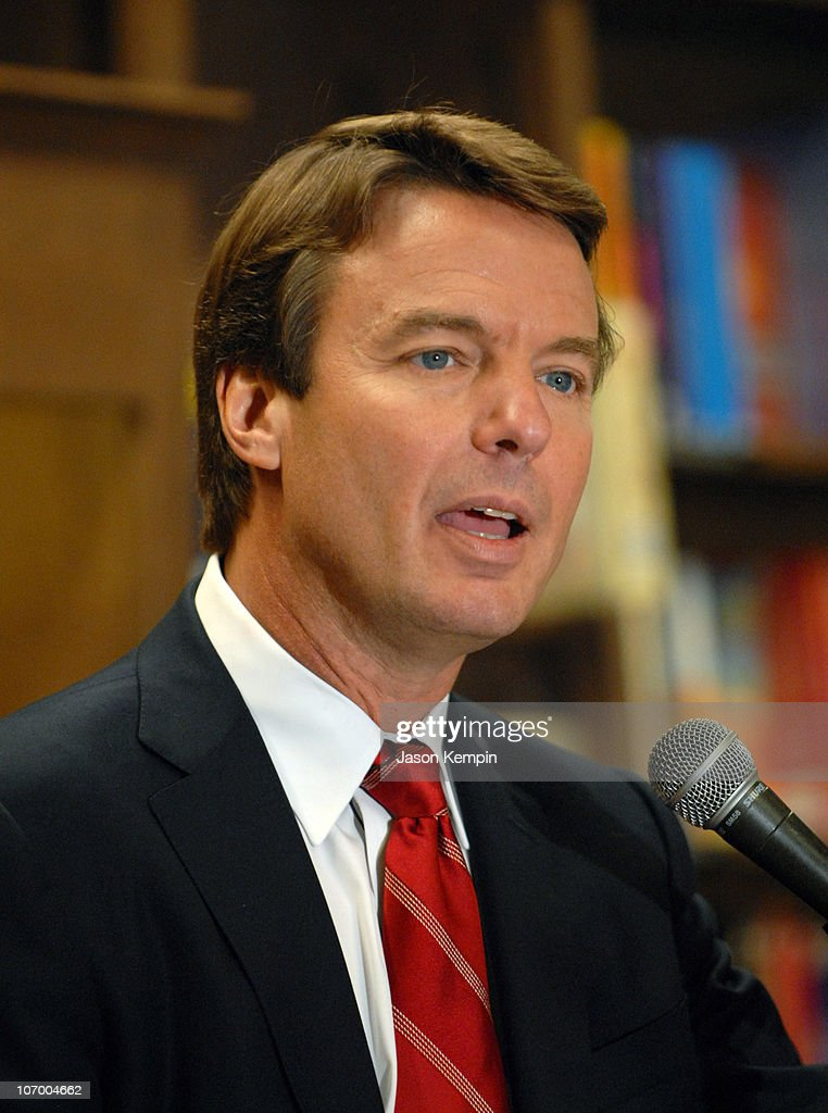 John Edwards during North Carolina Senator And Former Vice Presidential Cand... Show more - john-edwards-during-north-carolina-senator-and-former-vice-candidate-picture-id107004662