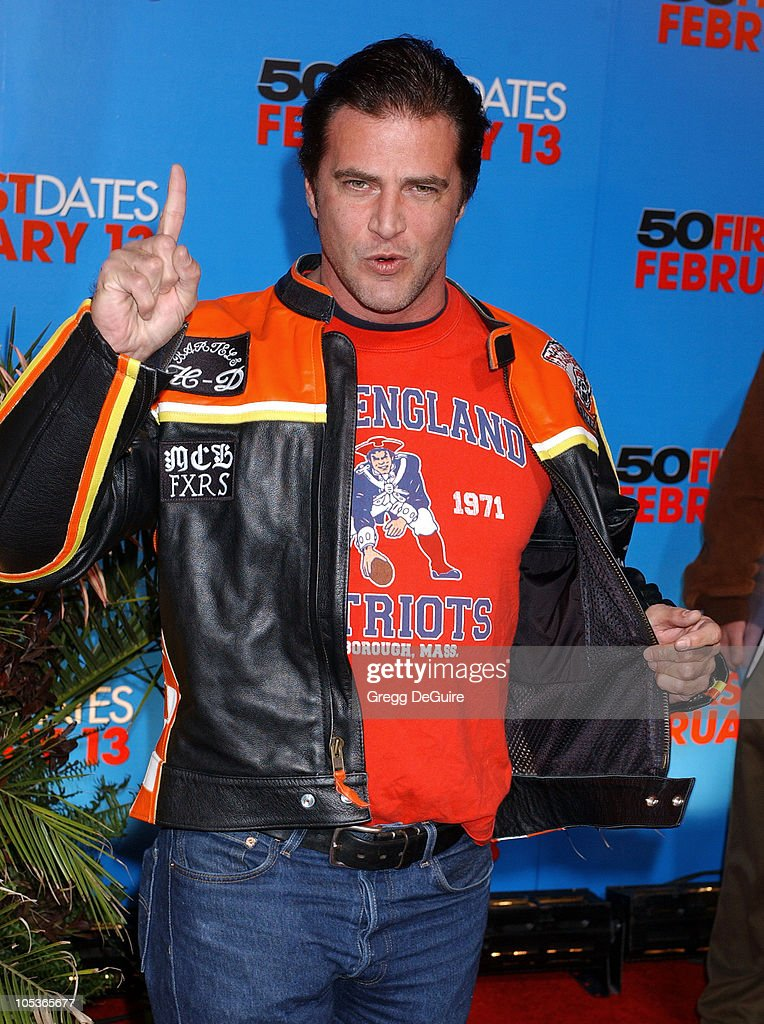 John Enos during '50 First Dates' Premiere at Mann Village Theatre in Westwood, California, United States.