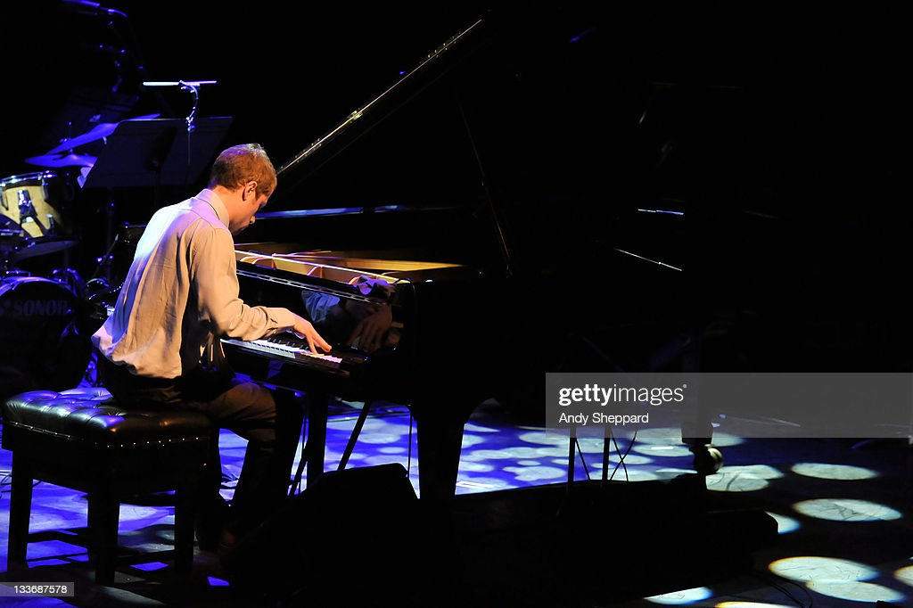 John Escreet performs on stage at Queen Elizabeth Hall during Day 9 of the London Jazz Festival 2011 on November 19, 2011 in London, United Kingdom.