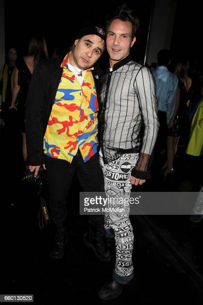John Espinosa and Anthony Contino attend ROGER PADILHA MAURICIO PADILHA Celebrate Their Rizzoli Publication THE STEPHEN SPROUSE BOOK Hosted by DEBBIE...