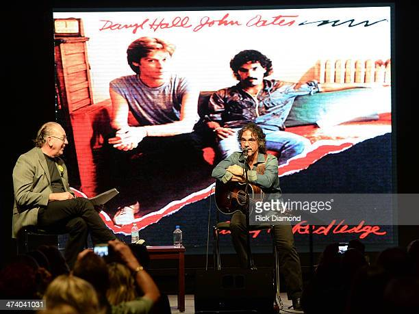 John Esposito President/CEO of Warner Music Nashville and Rock Roll Hall of Fame member John Oates attend BMI Legends Featuring John Oates during CRS...
