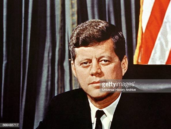 John F Kennedy President of the USA 19611963