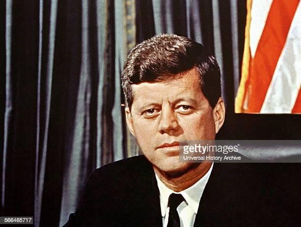 John F Kennedy President of the USA 19611963