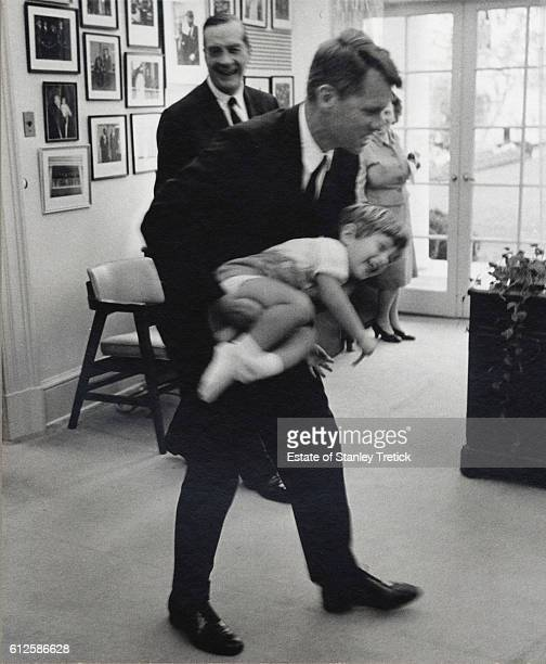 Young John Fitzgerald Kennedy Jr Stock Photos And