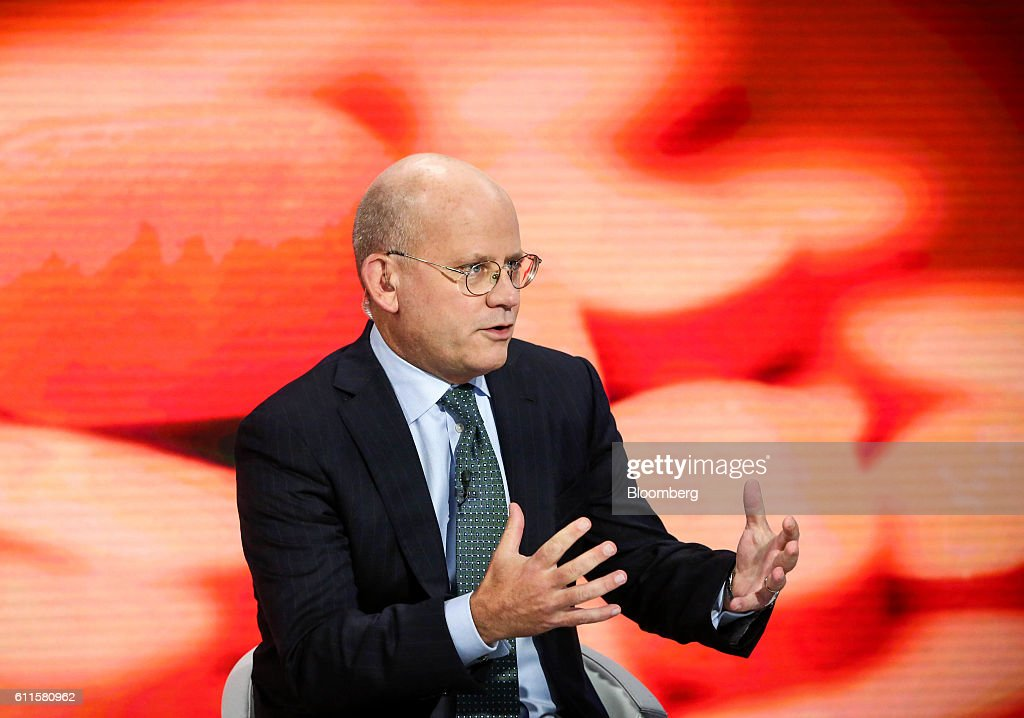 GE Healthcare  President And Chief Executive Officer John Flannery Interview : News Photo