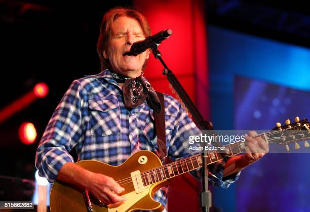 John Fogerty performs at the 2017 Starkey Hearing Foundation So the World May Hear Awards Gala at the Saint Paul RiverCentre on July 16 2017 in St...