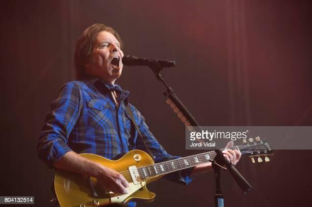 John Fogerty performs on stage during Azkena Rock Festival Day 1 at Mendizabala on June 23 2017 in VitoriaGasteiz Spain