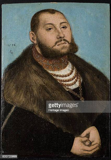 John Frederick I Elector of Saxony Found in the collection of Museo del Prado Madrid
