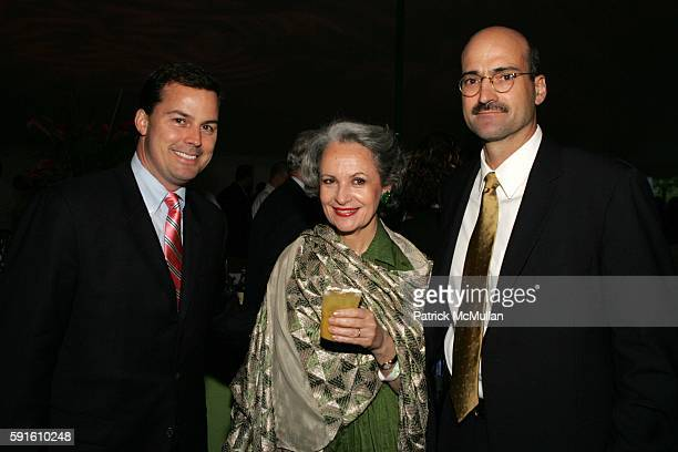 John Freel Melanie Forman and Doug Blonsky attend A Magical Evening with New York's Finest Chefs at 'Taste of Summer' A Benefit for the Central Park...