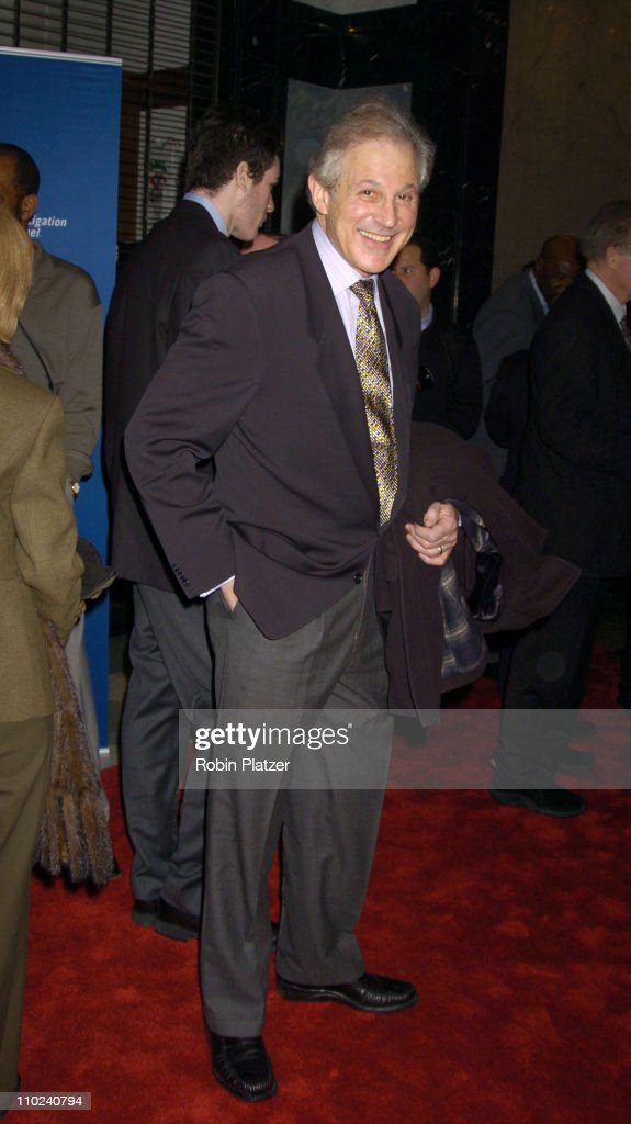 John Gabriel during Court TV's Original Movie 'The Exonerated' New York City Premiere at Museum of Television and Radio in New York City, New York, United States.