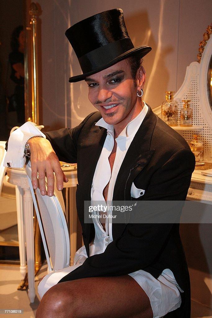 Christian Dior- Paris Fashion Week Sp/Sum 08- Arrivals &Front Row