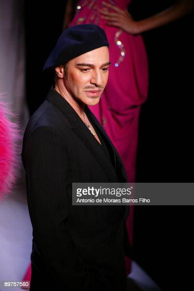John Galliano designer