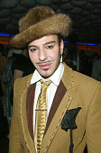 John Galliano during Fashion Designer John Galliano Launch Party for his New Range of Menswear at Harvey Nichols Fifth Floor in London Great Britain