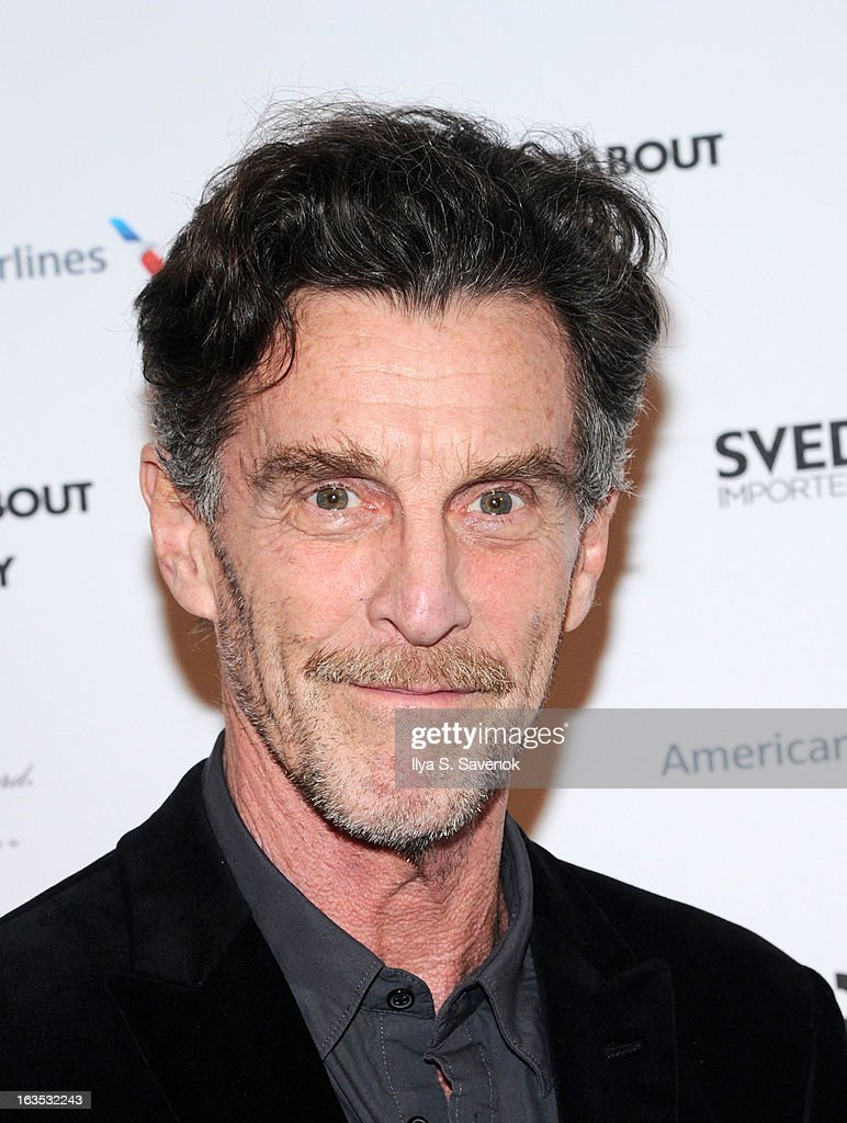 John Glover attends the 2013 Roundabout Theatre Company Spring Gala at Hammerstein Ballroom on March 11, 2013 in New York City.