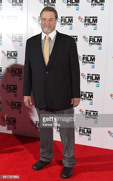 John Goodman attends a photocall for 'Trumbo' during the BFI London Film Festival at Corinthia Hotel London on October 8 2015 in London England