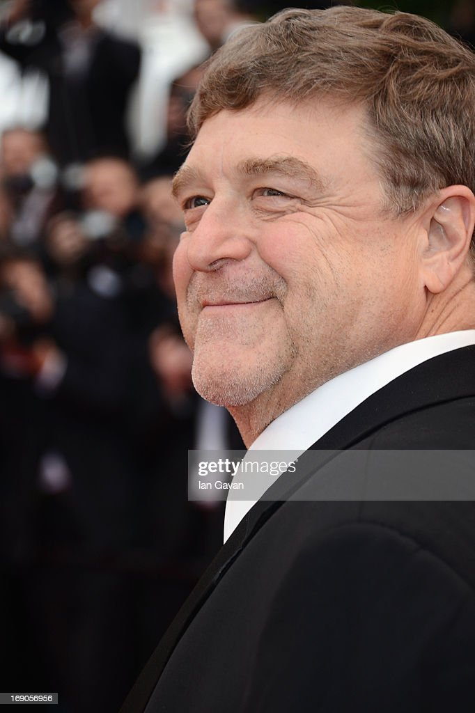 John Goodman attends the 'Inside Llewyn Davis' Premiere during the 66th Annual Cannes Film Festival at Grand Theatre Lumiere on May 19, 2013 in Cannes, France.