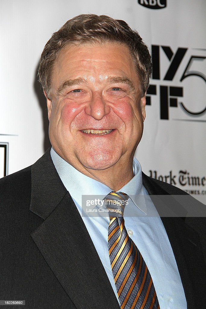 <a gi-track='captionPersonalityLinkClicked' href=/galleries/search?phrase=John+Goodman&family=editorial&specificpeople=207076 ng-click='$event.stopPropagation()'>John Goodman</a> attends the 'Inside Lleywn Davis' permiere during the 51st New York Film Festival at Alice Tully Hall at Lincoln Center on September 28, 2013 in New York City.