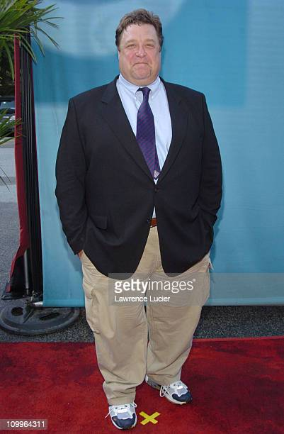 John Goodman during CBS Primetime 20042005 UpFront Party at Tavern on the Green in New York City New York United States