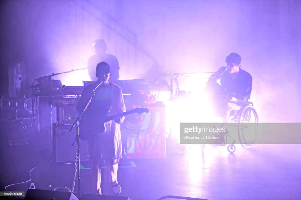 Portugal. The Man In Concert - New Orleans