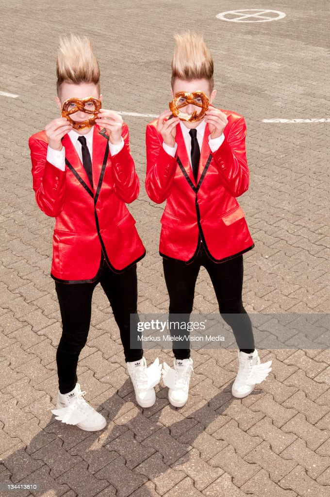 Jedward Photo Session