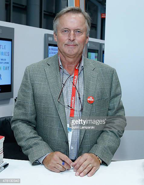 John Grisham attends BookExpo America 2015 at Jacob javits Center on May 29 2015 in New York City
