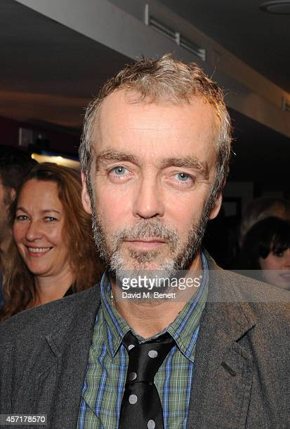 John Hannah attend the press night performance of 'Uncle Vanya' at The St James Theatre on October 13 2014 in London England