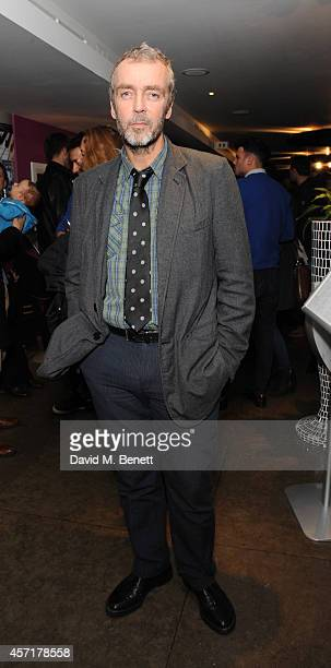 John Hannah attends the press night performance of 'Uncle Vanya' at The St James Theatre on October 13 2014 in London England
