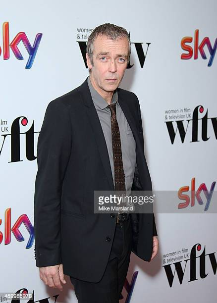 John Hannah attends the Sky Women In Film and TV Awards at London Hilton on December 5 2014 in London England