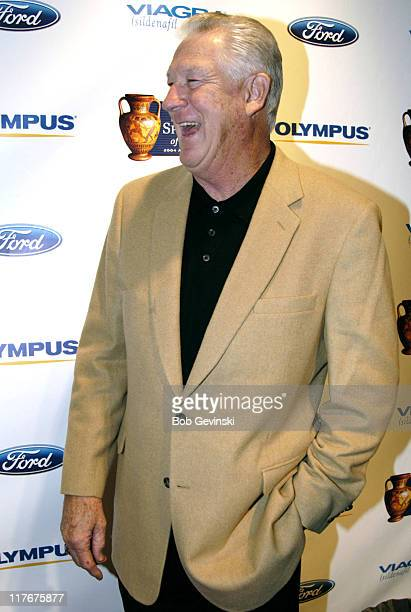 John Havlicek during Sports Illustrated Sportsman of the Year Party Honoring The Boston Red Sox at Avalon in Boston Massachusetts United States