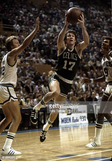 John Havlicek of the Boston Celtics