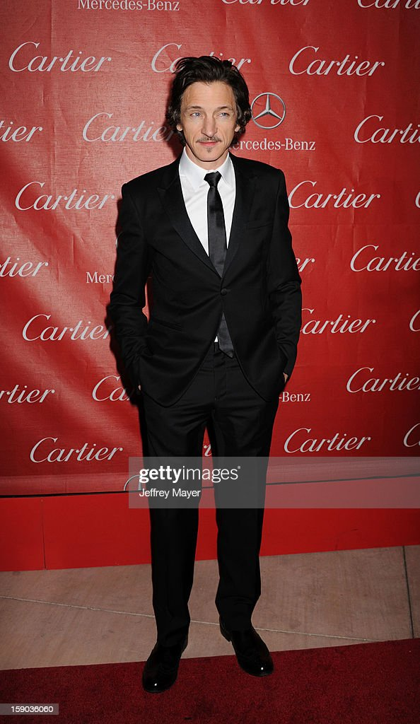 John Hawkes arrives at the 24th Annual Palm Springs International Film Festival - Awards Gala at Palm Springs Convention Center on January 5, 2013 in Palm Springs, California.