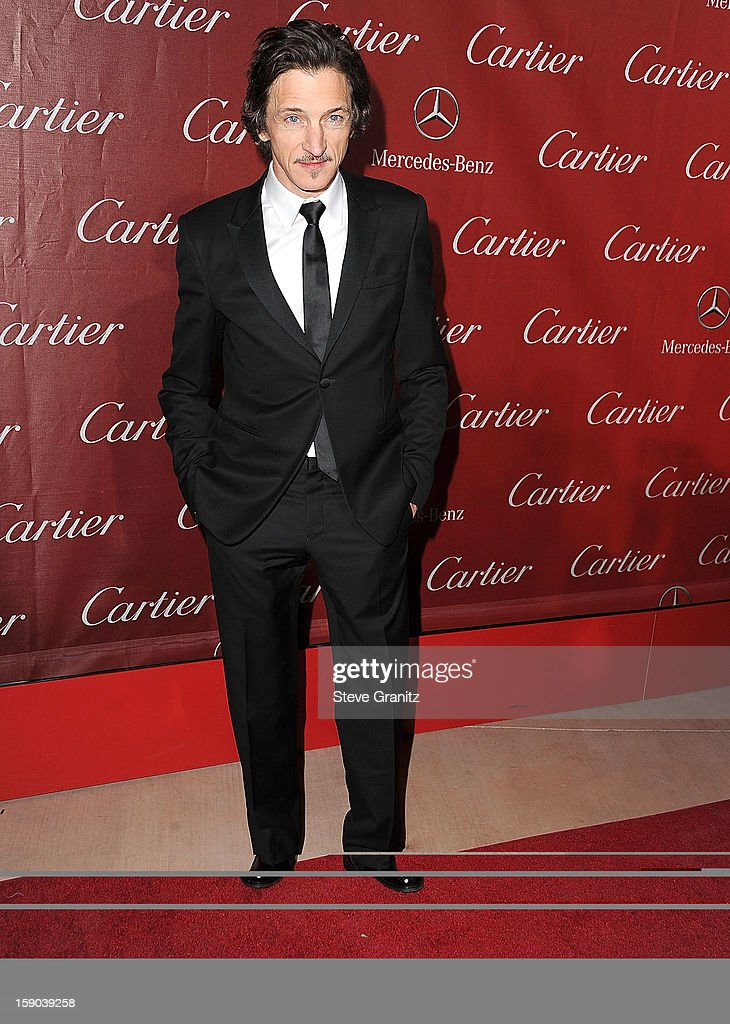 John Hawkes arrives at the 24th Annual Palm Springs International Film Festival at Palm Springs Convention Center on January 5, 2013 in Palm Springs, California.