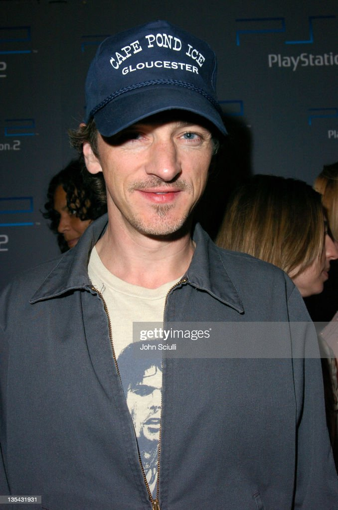 John Hawkes during Playstation 2 Offers A Passage Into 'The Underworld' - Red Carpet at Blecsco Theater in Los Angeles, California, United States.
