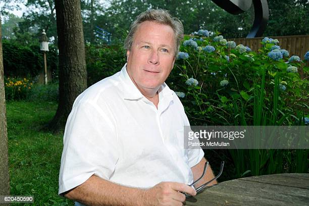 John Heard attends NARSAD hosts a celebration of the arts 'MYSTERIES OF THE MIND' at Twin Oaks Farm and Sculpture Garden on June 28 2008 in...
