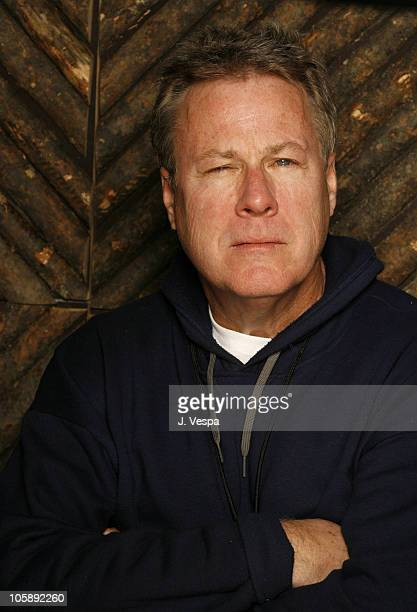 John Heard during 2006 Sundance Film Festival 'Steel City' Portraits at HP Portrait Studio in Park City Utah United States