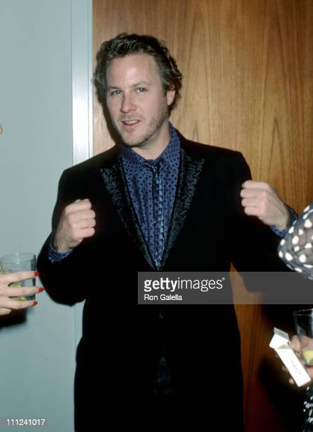John Heard during Party Celebrating The Launch of 'Tender Is The Night' On Showtime at British Broadcasting Corporation Office in New York City New...