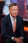 NY: 2020 Democratic Presidential Candidate John Hickenlooper Interview