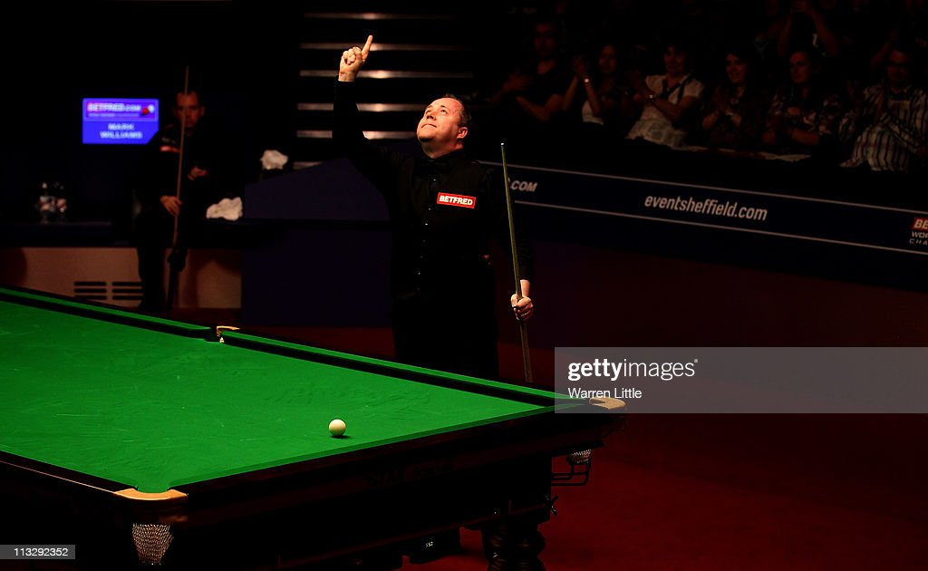 Betfred.com World Snooker Championship