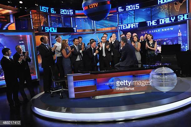 John Hodgman Matt Walsh Nancy Walls Dan Bakkedahl Rob Riggle Samantha Bee Aasif Mandvi Hasan Minhaj Stephen Colbert Steven Carell Jon Stewart Jordan...