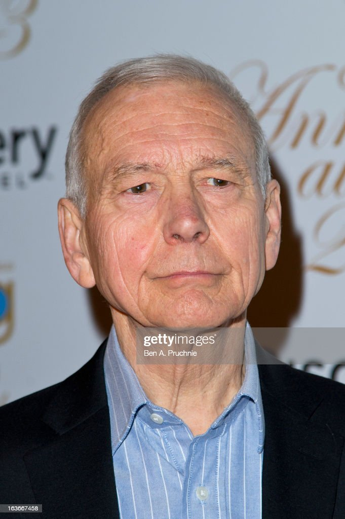 John Humphries attends the Broadcasting Press Guild TV and Radio awards on March 14, 2013 in London, England.