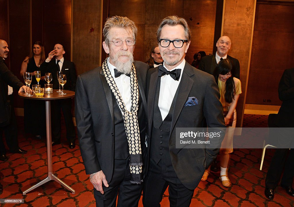 <a gi-track='captionPersonalityLinkClicked' href=/galleries/search?phrase=John+Hurt&family=editorial&specificpeople=210790 ng-click='$event.stopPropagation()'>John Hurt</a> (L) and <a gi-track='captionPersonalityLinkClicked' href=/galleries/search?phrase=Gary+Oldman&family=editorial&specificpeople=213839 ng-click='$event.stopPropagation()'>Gary Oldman</a> attend the London Critics' Circle Film Awards at The Mayfair Hotel on February 2, 2014 in London, England.