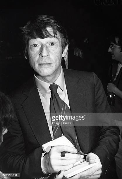 John Hurt circa 1980 in New York City