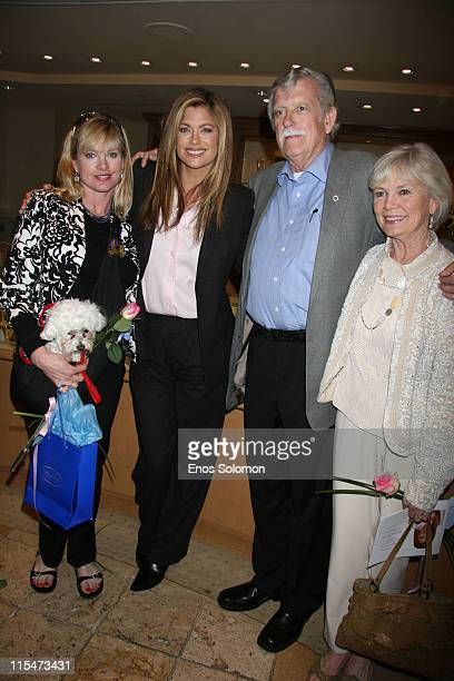 John Ireland Kathy Ireland Barbara Ireland and Mary Ireland