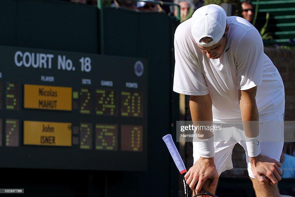 The Championships - Wimbledon 2010: Day Three