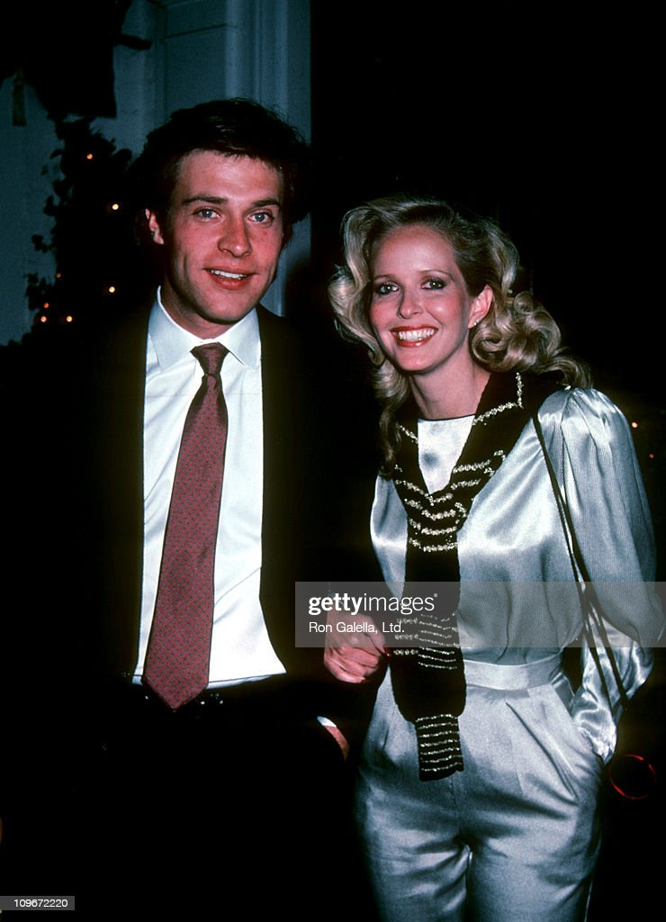 John James and Marsha Wolf Sighting at Chasen's Restaurant in Beverly Hills - February 1, 1983