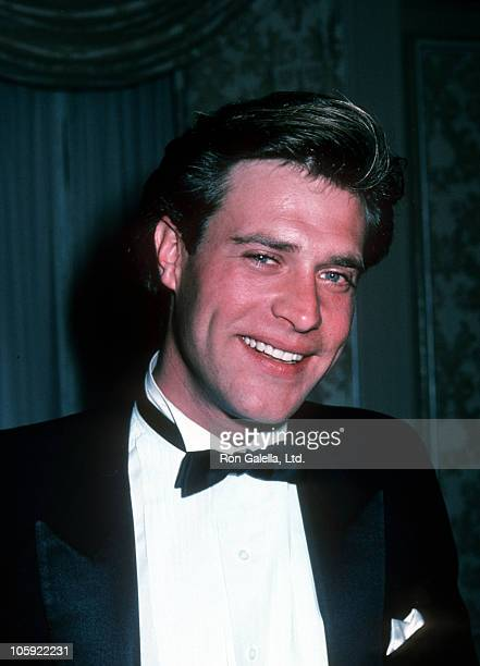 John James during 1985 Best Awards Dinner Dance at Pierre Hotel in New York City New York United States