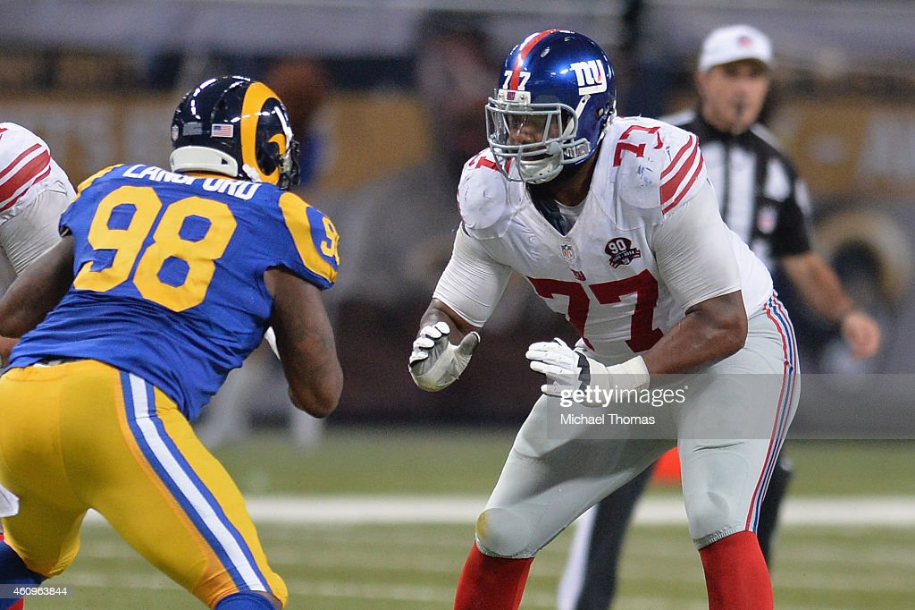 New York Giants v St Louis Rams