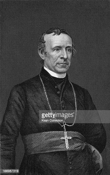 John Joseph Hughes Irishborn clergyman of the Roman Catholic Church fourth Bishop and first Archbishop of the Archdiocese of New York circa 1860...